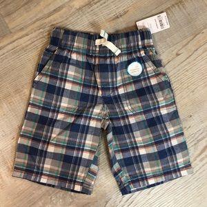 Carter's Shorts NWT